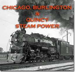 [CB&Q Steam]