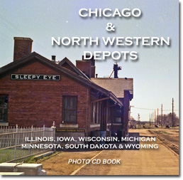 [C&NW Depots]