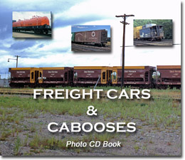 [Freight Cars & Cabooses]
